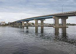 Bridge at Adventure Marina