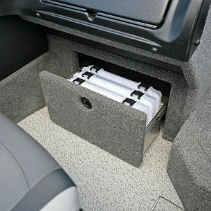 Crossover-XS-Port-Under-Console-Tackle-Tray-Storage-Drawer-Open.JPG