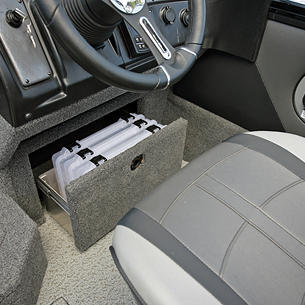 Crossover-XS-Starboard-Under-Console-Tackle-Tray-Storage-Drawer-Open