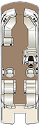 Crowne DLDH 250 Floorplan