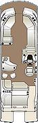 Crowne SLEB 250 Floorplan