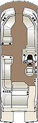 Crowne SL 250 Floorplan