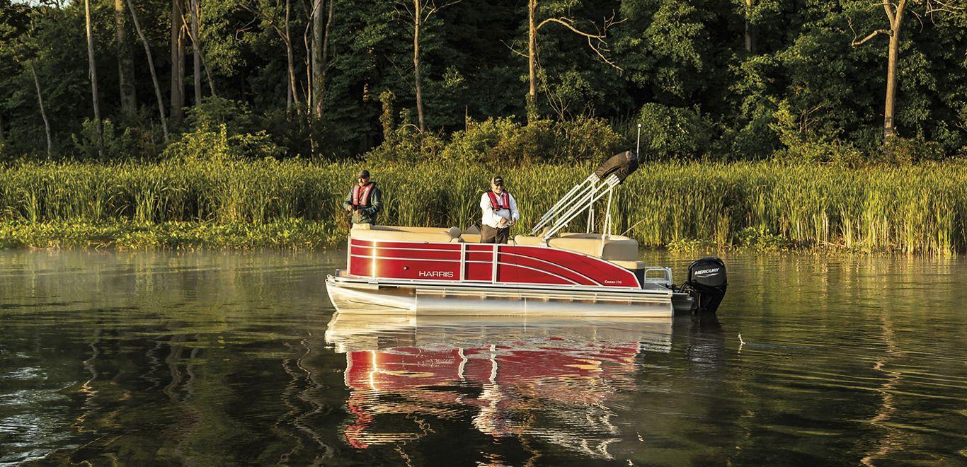 Cruiser 190 CW Fishing Profile