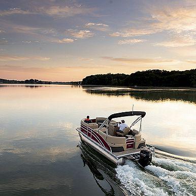 Cruiser 190 Sunrise Running