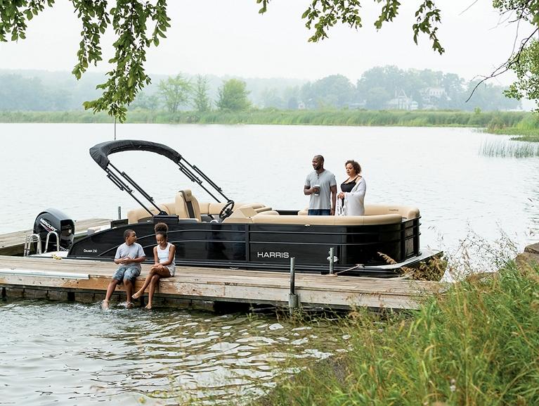Harrisboat