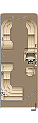 Cruiser CS 230 Floorplan
