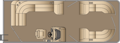 Cruiser CS 250 Floorplan