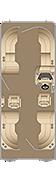 Cruiser CWDH 230 Floorplan