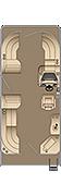 Cruiser CWEC 210 Floorplan