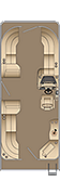Cruiser CWEC 230 Floorplan
