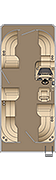 Cruiser CW 210 Floorplan