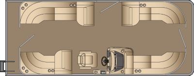 Cruiser CW 230 Floorplan
