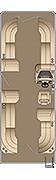 Cruiser CW 250 Floorplan