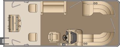 Cruiser FC 230 Floorplan