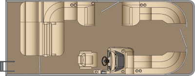 Cruiser SL 230 Floorplan