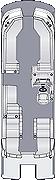 Crowne DL 270 Floorplan
