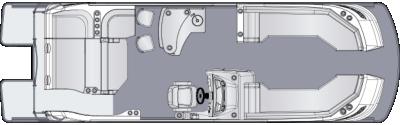 Crowne SLEB 270 Floorplan