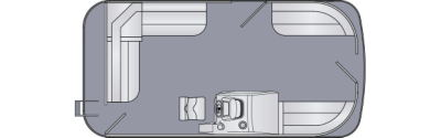 Cruiser LX 160 CS Floorplan