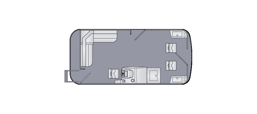Cruiser LX 180 Fish