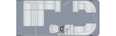 Cruiser 210 CS Floorplan
