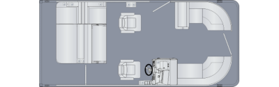 Cruiser 210 SLDH Floorplan