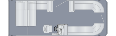 Cruiser 250 CS Floorplan