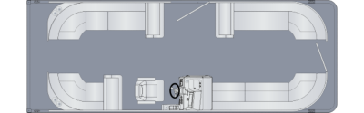 Cruiser 250 CW Floorplan