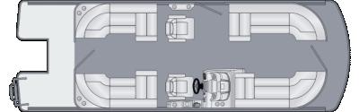 Solstice 230 Floorplan