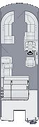 Solstice 230 SLEC Floorplan