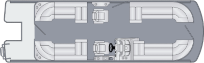 Solstice 250 CWDH Floorplan