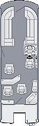 Solstice 250 EGDH Floorplan