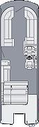 Solstice 250 SLEC Floorplan