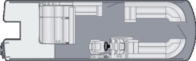 Solstice 250 SL Floorplan