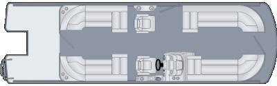 Solstice RD 260 Floorplan