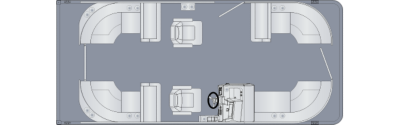 Sunliner 210 CWDH Floorplan