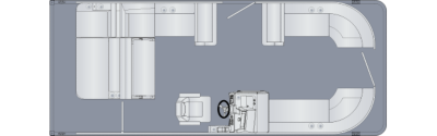 Sunliner 230 SL Floorplan