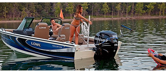 FS Series Boats
