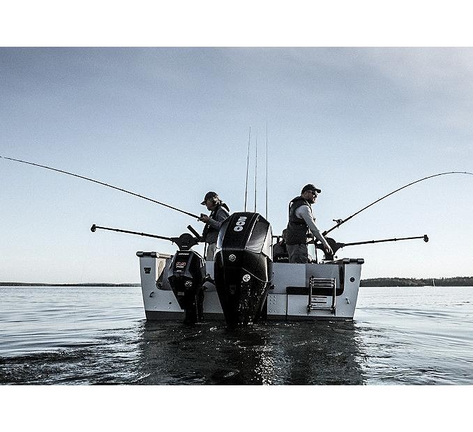 Fisherman Close Up