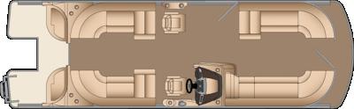 Grand Mariner CWDH 250 Floorplan
