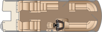 Grand Mariner DL 230 Floorplan
