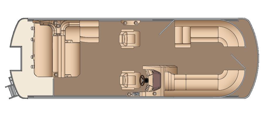 Grand Mariner 250 Twin Engine
