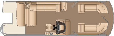 Grand Mariner SLEC 250 Floorplan