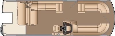 Grand Mariner SL 230 Floorplan