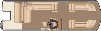 Grand Mariner SL 250 Floorplan