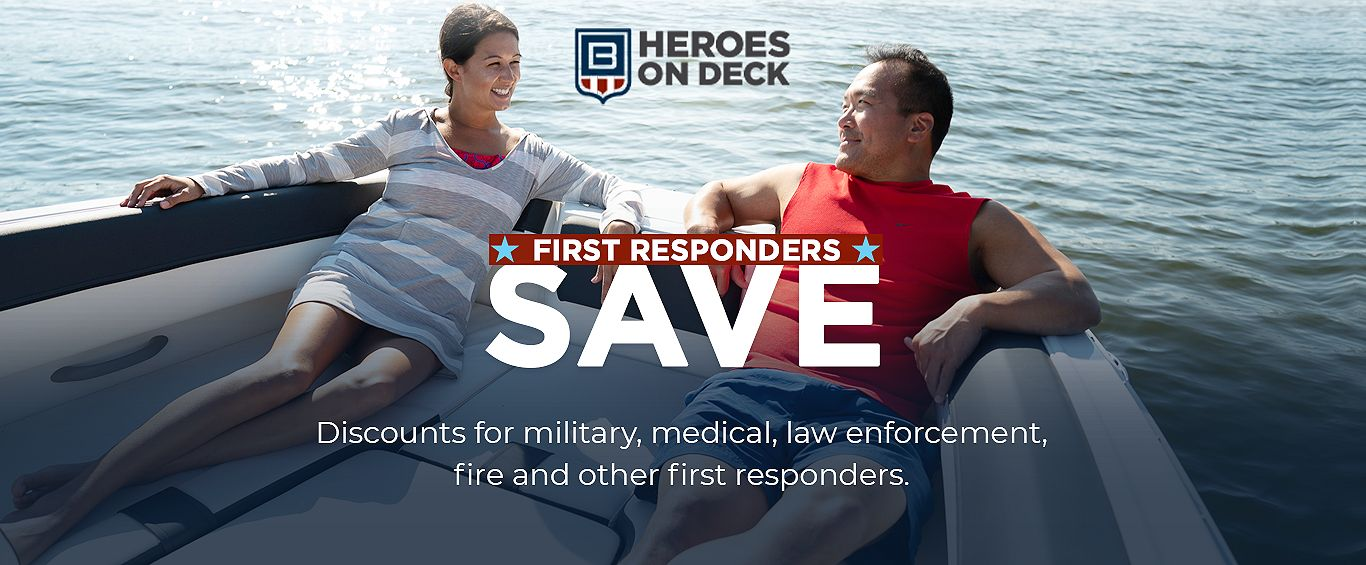 Heroes on Deck Promotion