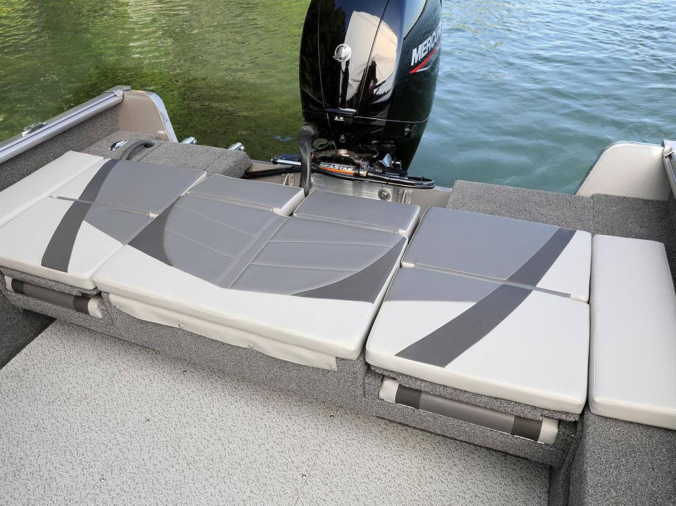 Impact XS Optional Aft Deck Sun Pad