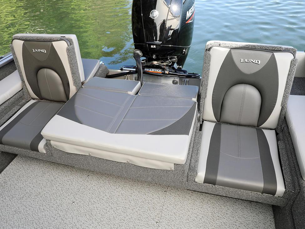 Impact XS SS Aft Deck Jump Seats
