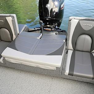 Impact XS Aft Deck Jump Seats