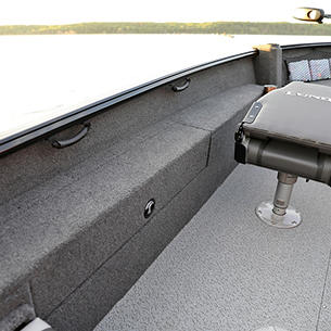 Impact XS SS Port Rod Storage Compartment Closed