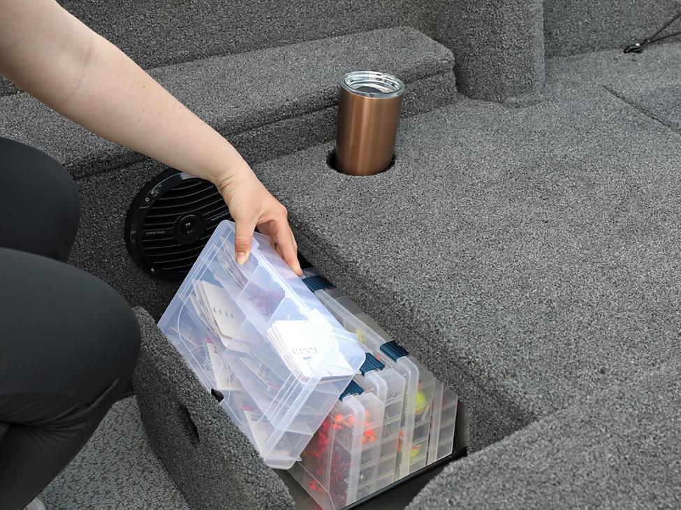 Impact XS SS Tackle Tray Storage Drawer